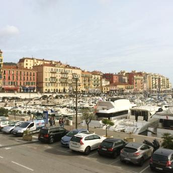 Přístav v Nice