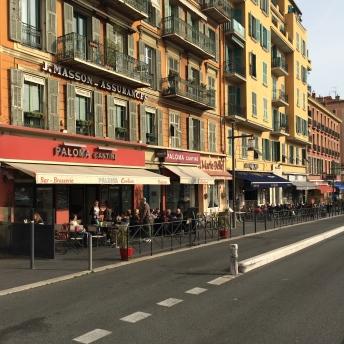 Ulice s restauracemi