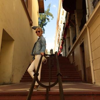 V ulicích Nice