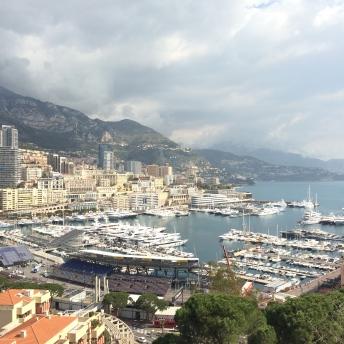 Výhled na přístav
