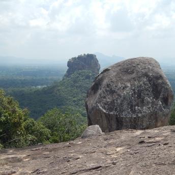 Výhled z Pidurangaly