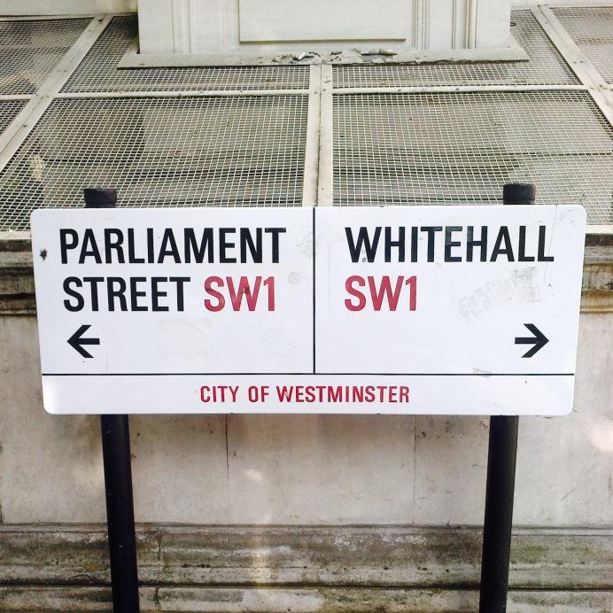 Parliament Street - Whitehall