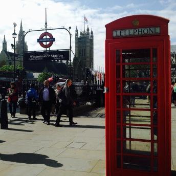 Big Ben z Whitehall
