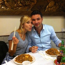 Večeře v China Town
