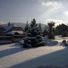 Doma na Vánoce