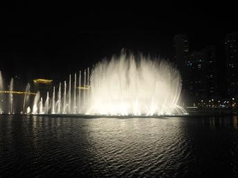 Tančící fontána