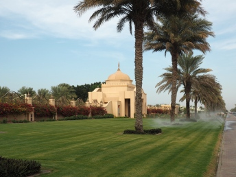 Cesta k Burj Al Arab