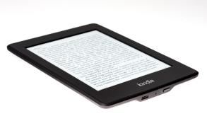 Kindle, čtečka knih
