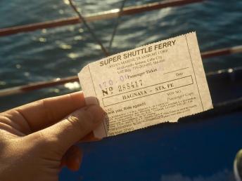 Lístek na loď