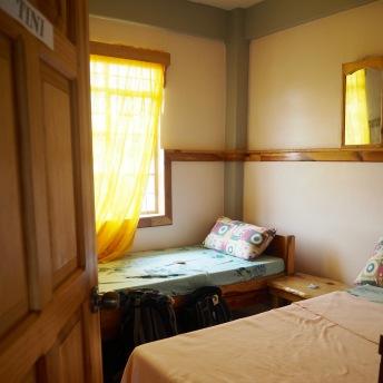 Náš pokoj v Sagadě