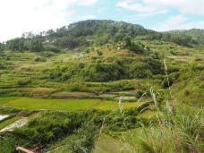 Výhled v okolí vodopádu Bokong