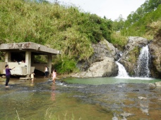 Vodopád Bokong