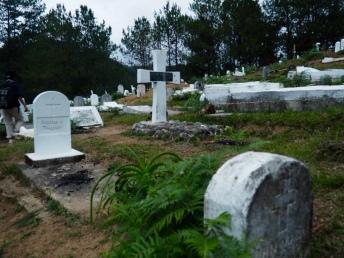 Hřbitov u Echo Valey