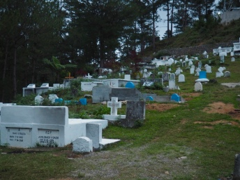 Hřbitov u Echo Valley