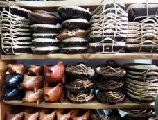 Dřevěné suvenýry v Banaue