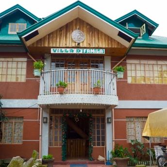 Hotel Villa De'Familia v Sagadě