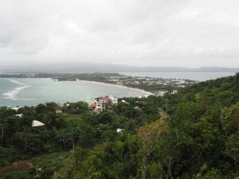 Výhled z Ocean Tower
