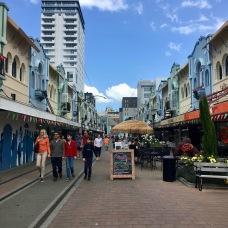 Christchurch ulice